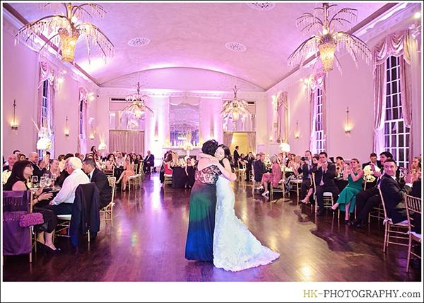 CT WEDDING LIGHTING | THE NEW HAVEN LAWN CLUB WEDDING 7