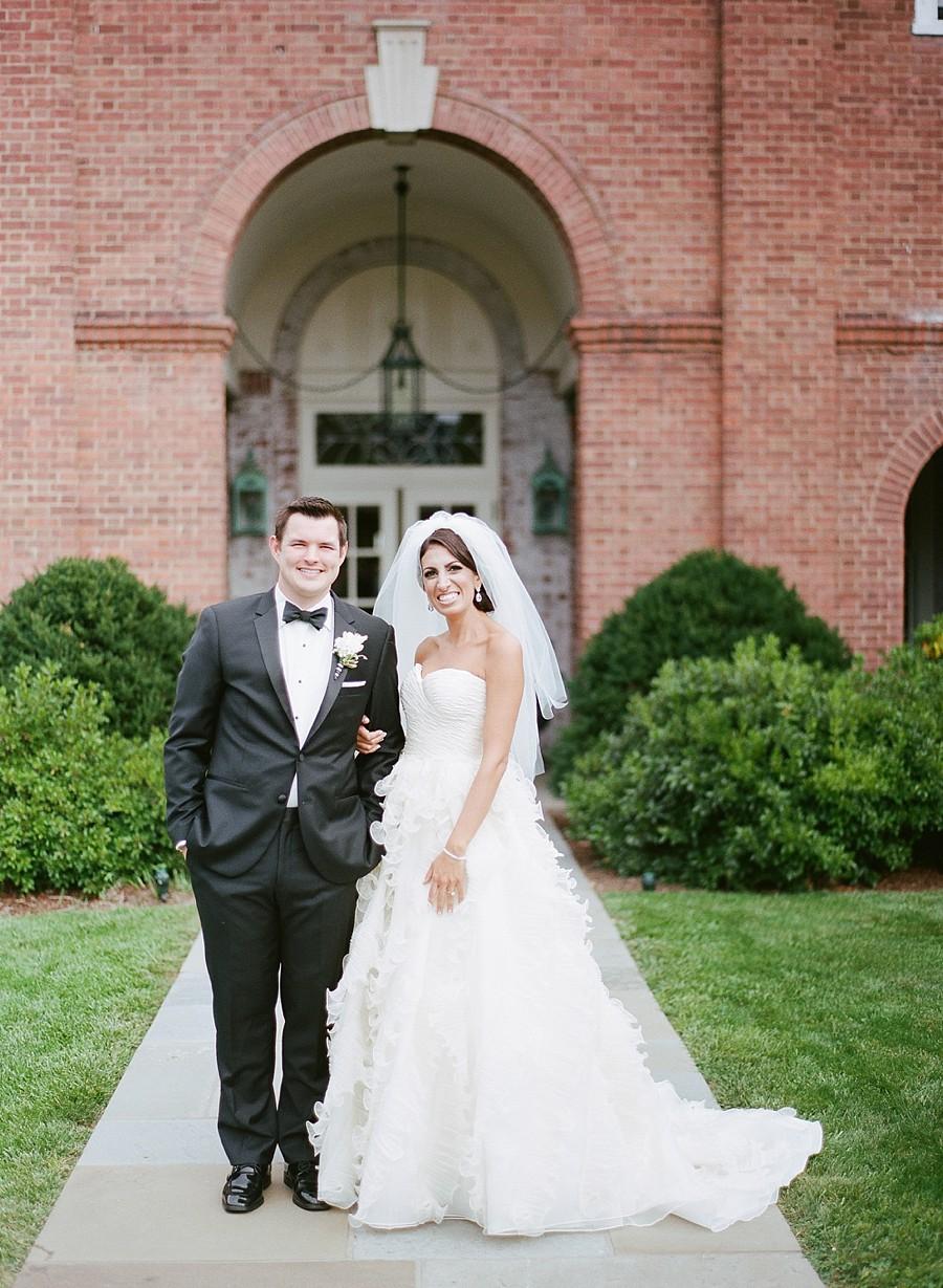 Wedding Lighting | New Haven Lawn Club Wedding 1