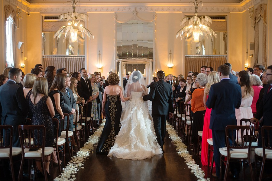 Wedding Lighting | New Haven Lawn Club Wedding 4