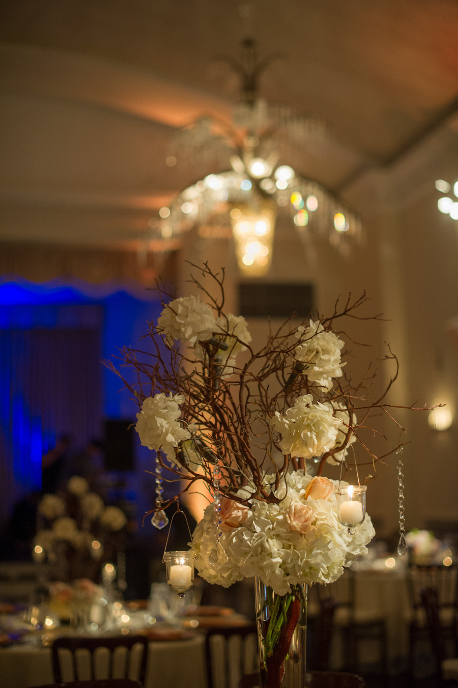 Elegant Wedding Lighting New Haven Lawn Club Wedding 1