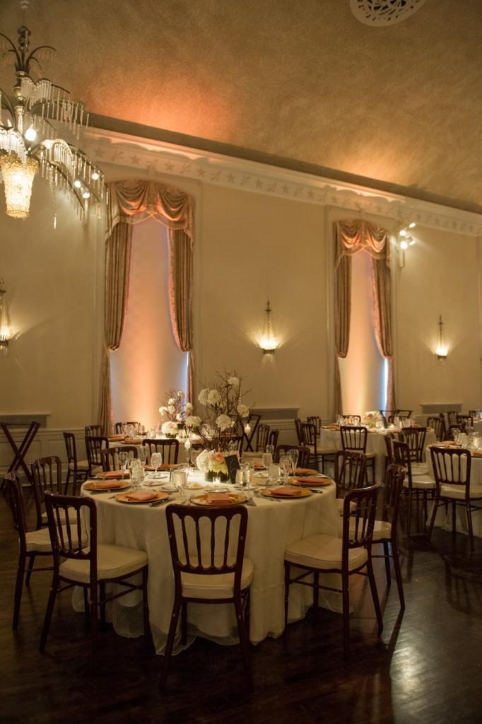 Elegant Wedding Lighting New Haven Lawn Club Wedding 4